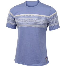 Aclima M's DesignWool Marius Merino T-Shirt English Manor